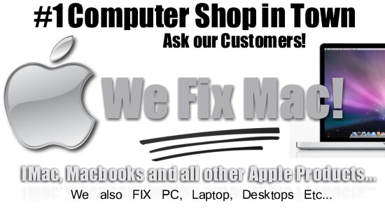 MAC REPAIR NIAGARA REGION - ST.CATHARINES