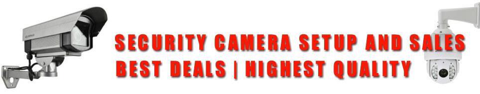 Niagara Security Camera installation