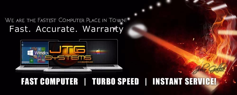 JTG Systems Computer - Laptop Repair